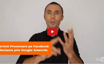 Promovare pe Facebook si Reclama prin Google Adwords 19