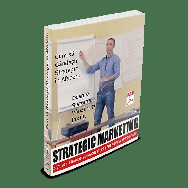PDF - Cum sa Gandesti Strategic in Afaceri. Despre Sisteme, Vanzari si Profit. 1