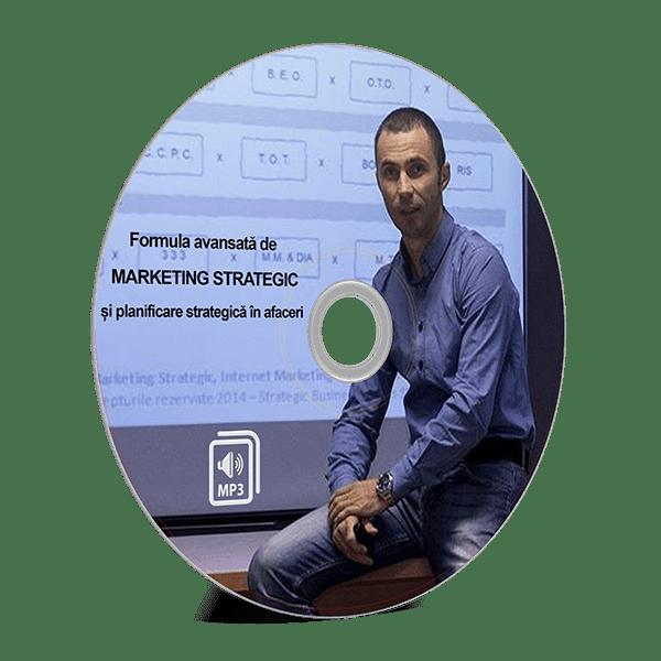 MP3 - Formula Avansată de Marketing Strategic și Planificare Strategică în Afaceri 1