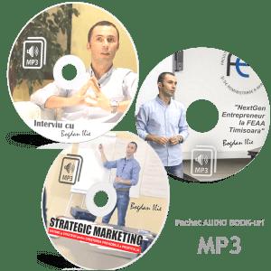 """MP3 - AUDIO BOOK: SISTEME in AFACERI - """"Cum sa iti faci afacerea sa functioneze fara tine si sa iti produca profit in mod continuu"""" 4"""