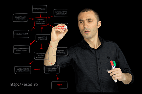 "Bogdan Ilie - Expert in Marketing Strategic, Internet Marketing, Management Strategic, Autor al cartii ""Sisteme in Afaceri"""