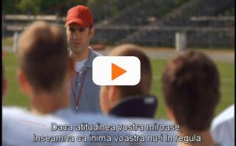 Care este ATITUDINEA corecta pentru a avea Succes si care este Rolul unui Antrenor Adevarat in Viata, Sport si Afaceri 17