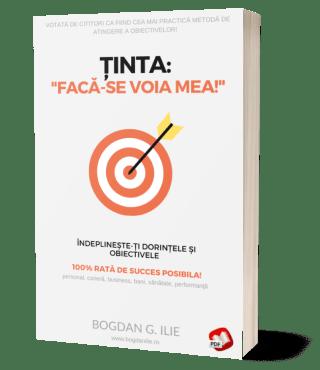 """PDF - ŢINTA: """"FACĂ-SE VOIA MEA"""" - metoda PRACTICĂ pentru a-ţi îndeplini dorinţele cu 100% rată de succes posibilă. 1"""