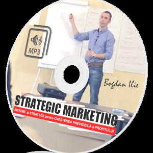 "PACHET 3 CURSURI MP3 - ""Cum sa-ti cresti Vanzarile; Cum sa gandesti strategic in afaceri si Cum sa faci Marketing si Internet Marketing Eficient"" 2"
