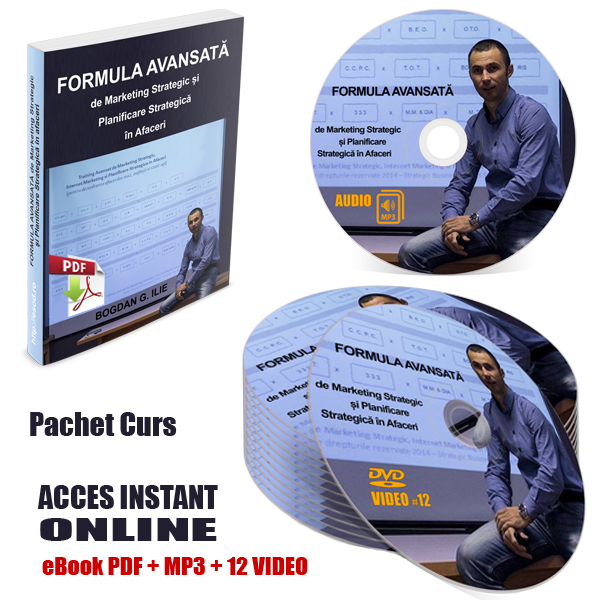 Cursuri de Management Strategic, Marketing, Internet Marketing si Vanzari 13