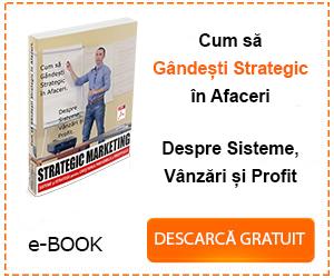 Descarca Gratuit Cum sa Gandesti Strategic in Afaceri. Despre Sisteme, Vanzari si Profit.