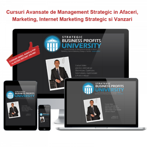 Strategic Business Profits University – Acces Online!